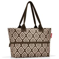 Сумка shopper e1 diamonds mocha, Reisenthel