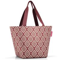 Сумка shopper m diamonds rouge, Reisenthel